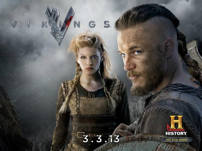 Викинги 2 сезон смотреть онлайн